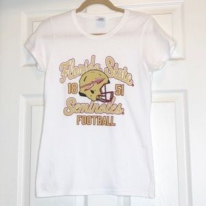 Florida State Seminoles Football Tee